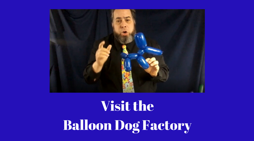 Learn the Differences Between Balloon Dogs
