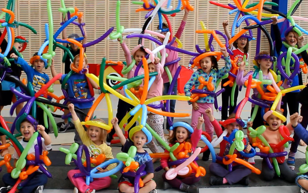 Testing-Balloon Workshops