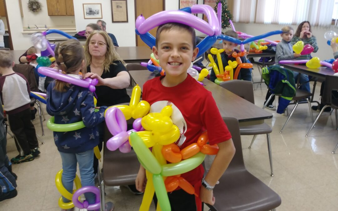 Balloon Twisting Workshop